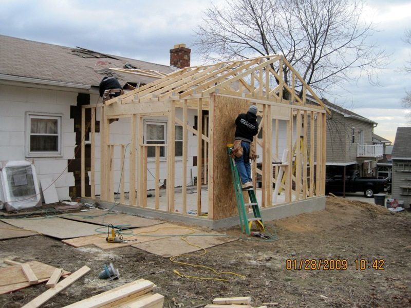 Thinking of a home addition where do you start - Remodeling a house where to start ...